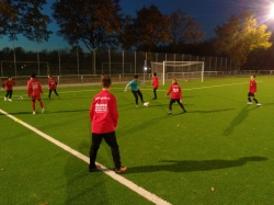 U12 Training mit Freddy