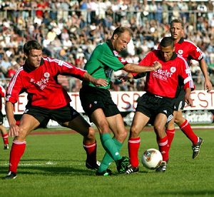 KSV Hessen - Mönchengladbach-Titelbild