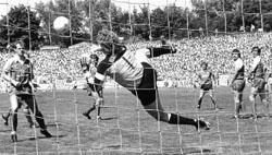 KSV gegen Hannover im Mai 1985