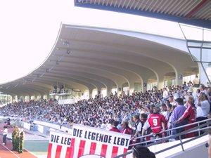 KSV - Borussia M�nchengladbach