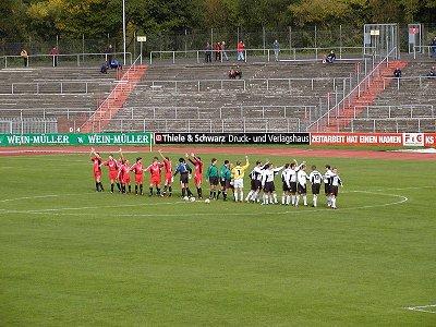 KSV - Eintracht Frankfurt A.