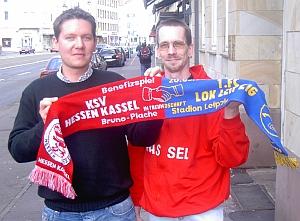 Schal KSV-Lok-Leipzig