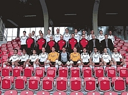 Mannschaftsfoto KSV Hessen 2005-06-klein
