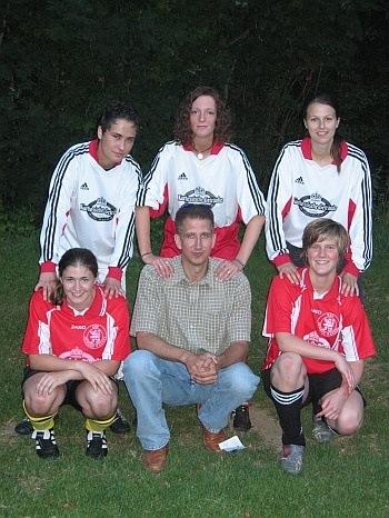Neuzug�nge Damenmannschaft KSV Hessen
