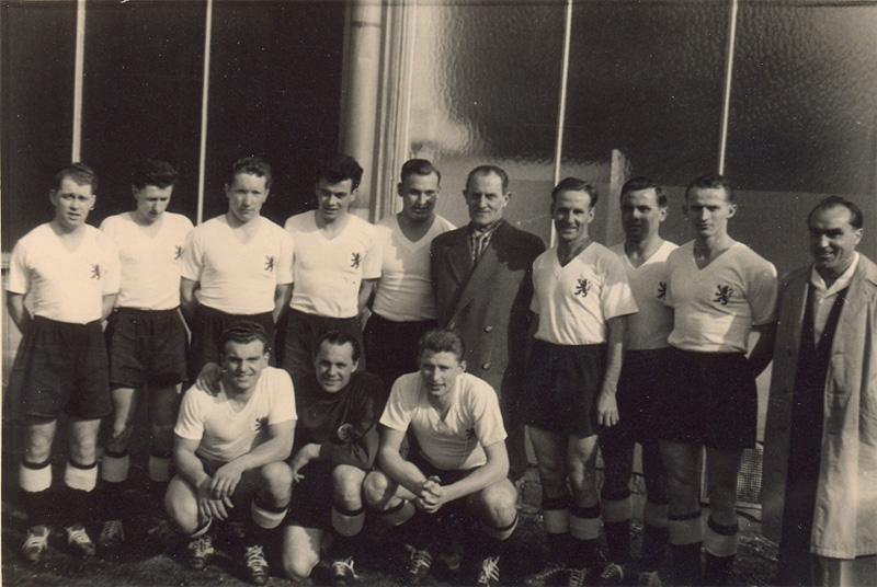 KSV Hessen Mannschaft 1957