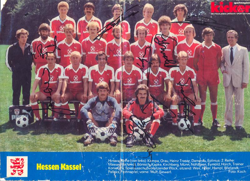 Ksv Hessen Kassel Tabelle