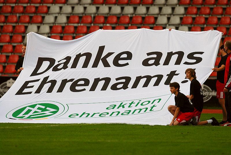 Danke ans Ehrenamt (Foto: Roland Sippel)