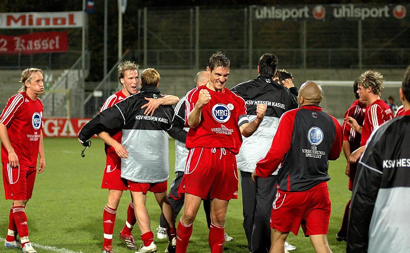 Geschaftt: 3:1 Sieg gegen Stuttgart