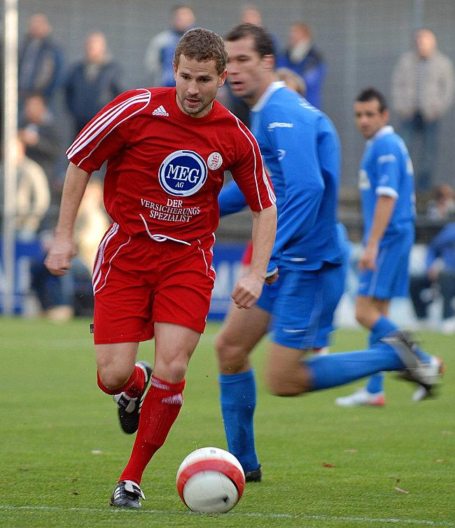 Marc Arnold am Ball