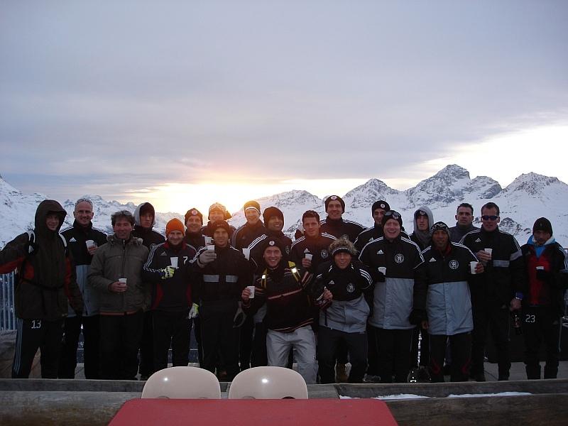 Trainingslager Schweiz