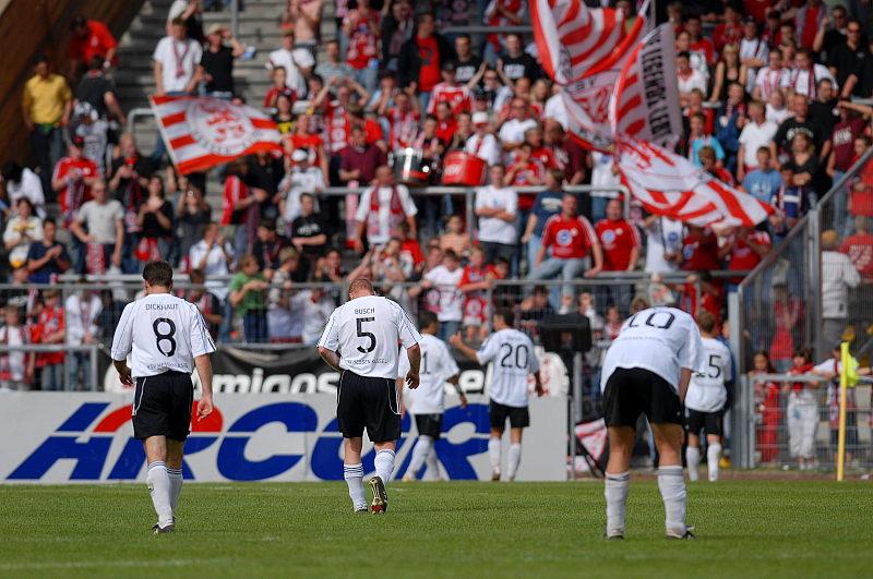 Endstand 0:0: nicht unbedingt das Wunschergebnis der Mannschaft