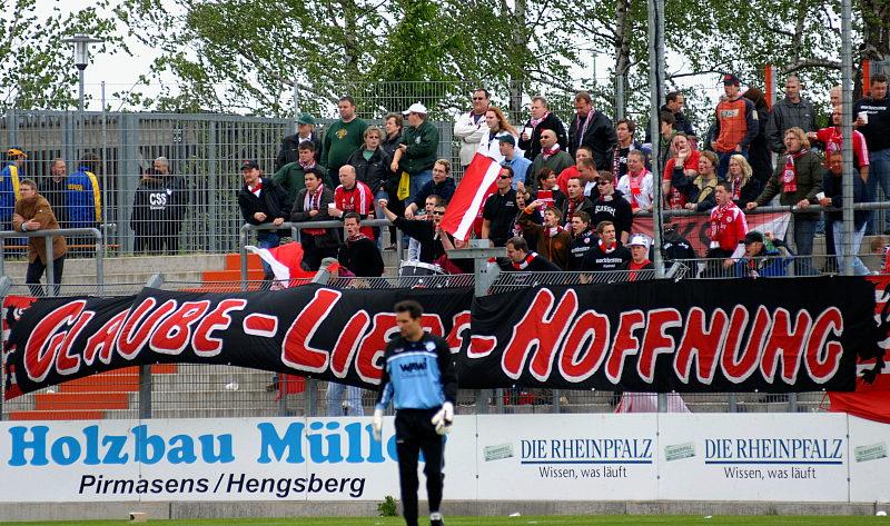 KSV Fans in Pirmasens