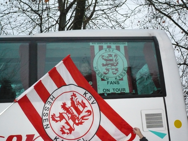 L�wen-Fanbus on Tour