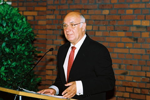 Prof. Dr. Rolf Dieter Postlep