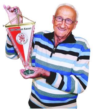 KSV-Altstar Erich Knothe feiert heute den 85. Geburtstag