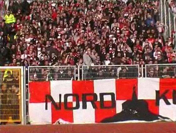 L�wen-TV M�rz 2008 gegen den FSV Frankfurt