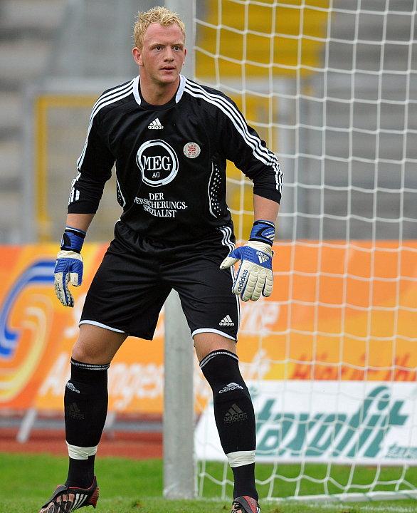 Dennis Lamczyk (Torwart KSV Hessen Kassel)