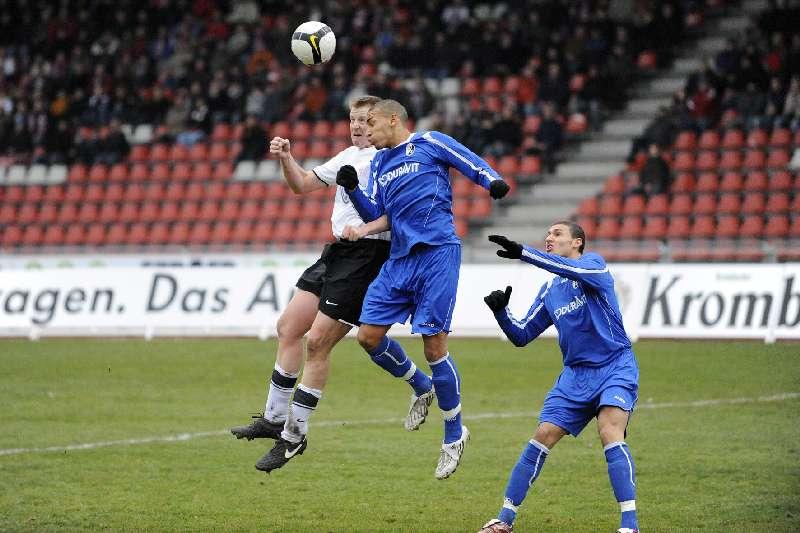 KSV Hessen - SC Freiburg II: Thorsten Bauer