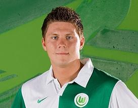 Thomas Brechler (hier noch im Trikot des VfL Wolfsburg)