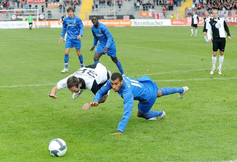 KSV Hessen - SC Freiburg II: Markus Unger