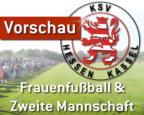 Vorschau Frauen & U23