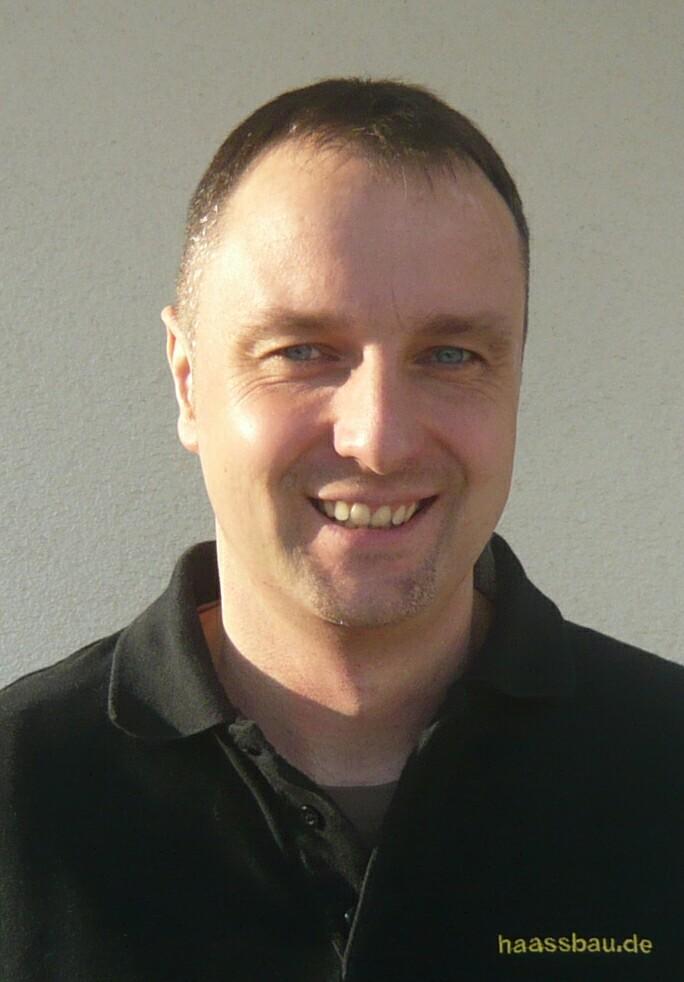 Marcus B�xe, Architekt des KSV Funktionsgeb�udes