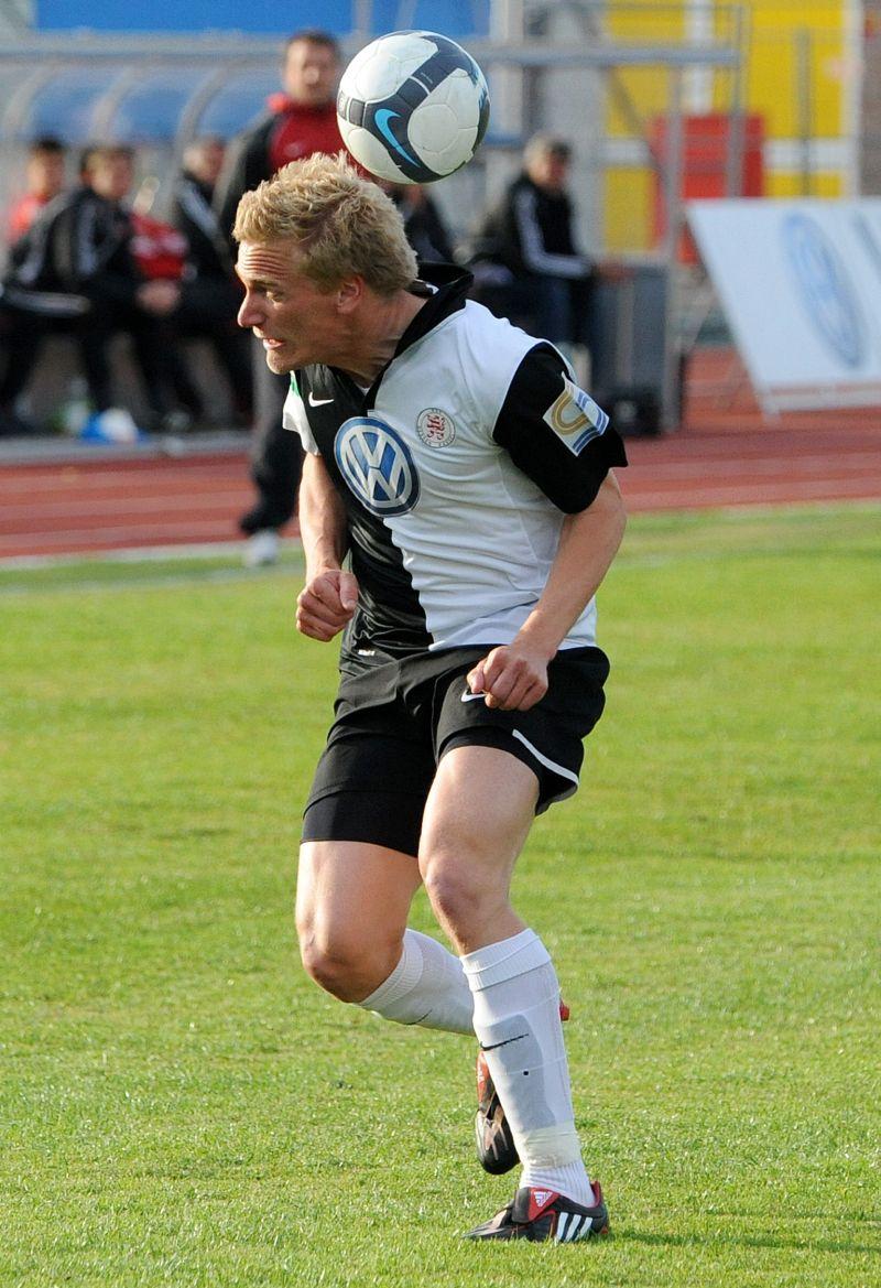 KSV Hessen - 1. FC N�rnberg II: Sebastian Gundelach