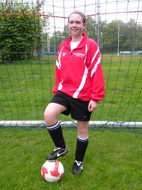 Doreen Kobylka - C-Juniorinnen KSV Hessen KS