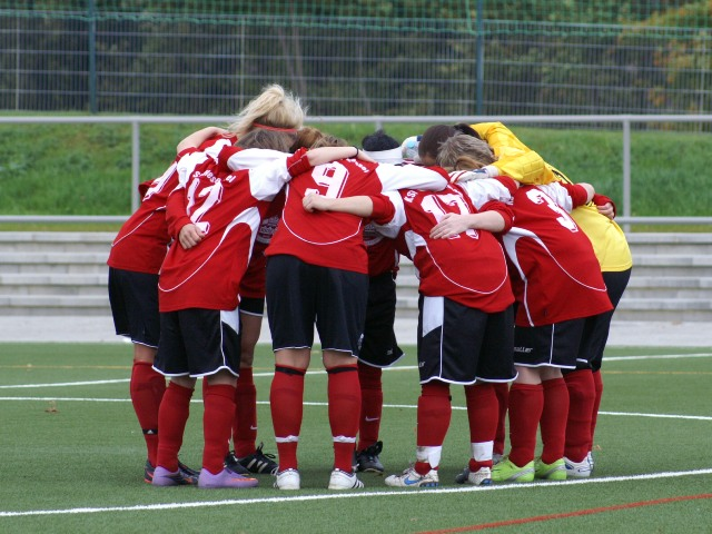 KSV Frauen II - SV Schw.-Weiss Battenhausen: Mannschaftskreis