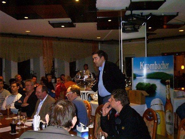 Krombacher Pokalauslosung 2011