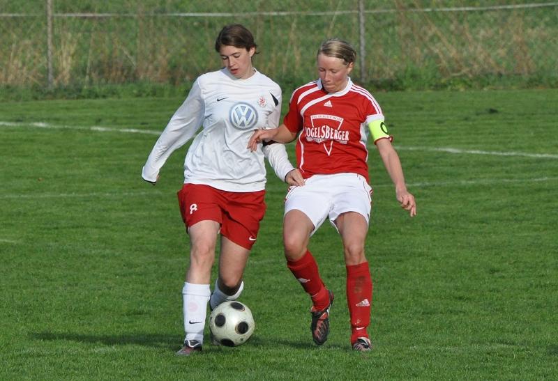 SV Ehringshausen - KSV Hessen Kassel: Janina Th�r