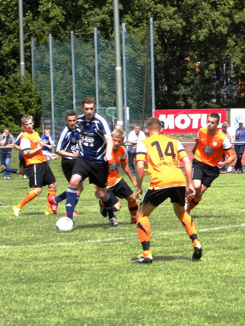 TSV Wolfsanger - KSV Hessen Kassel (2)