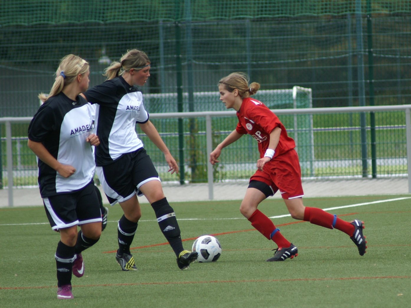 KSV Hessen Kassel B-Juniorinnen - 1. FFC Runkel: Sophia St�ckrad