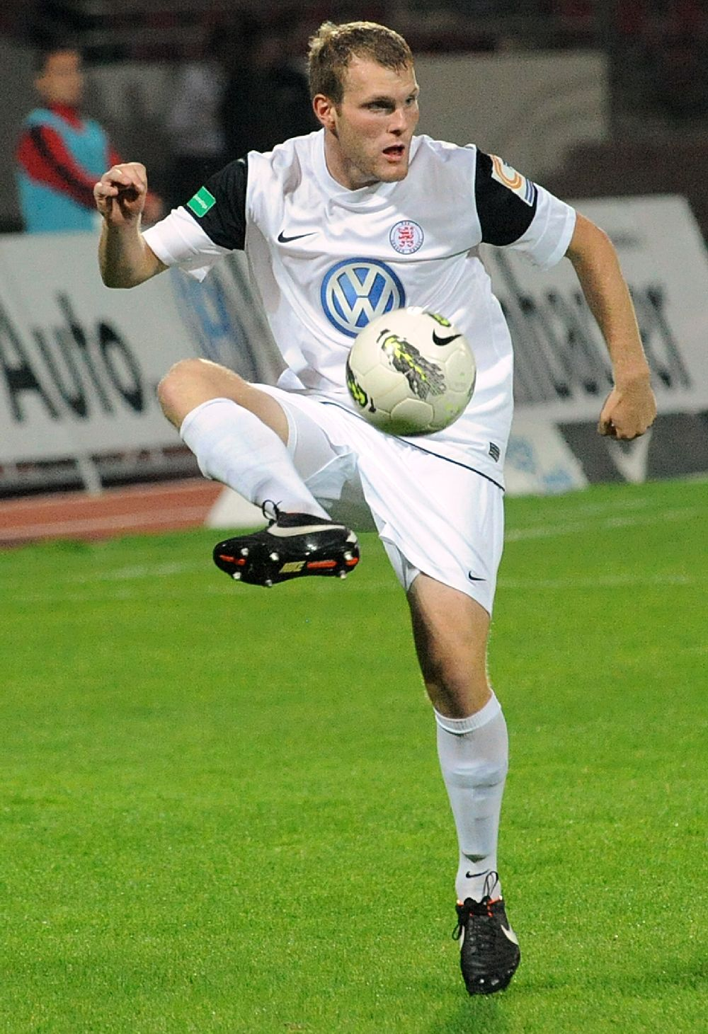 KSV Hessen - SC Pfullendorf: Bernd Gerdes