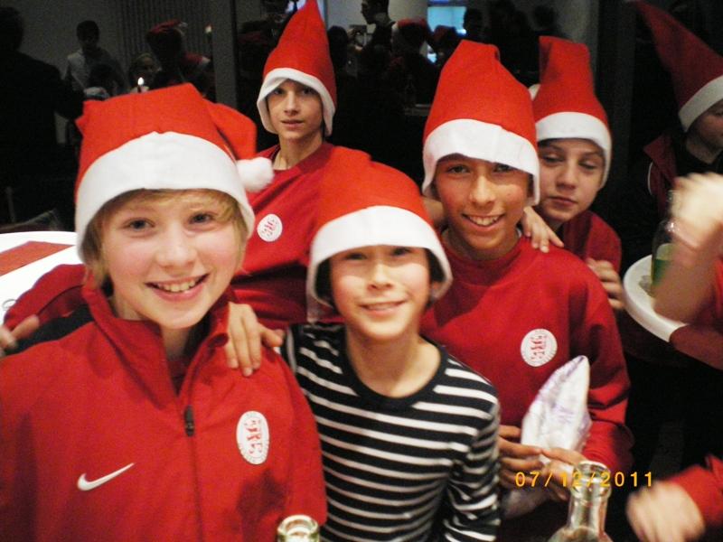 KSV Nachwuchs feiert Weihnachten 2011 2