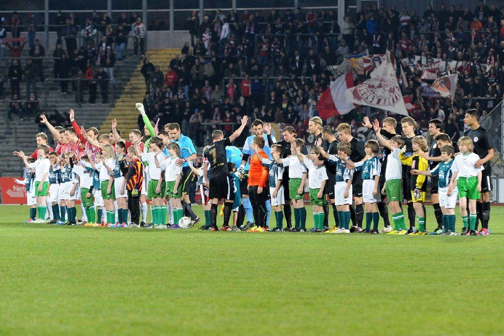Hessenpokal, Viertelfinale, KSV, Wehen Wiesbaden