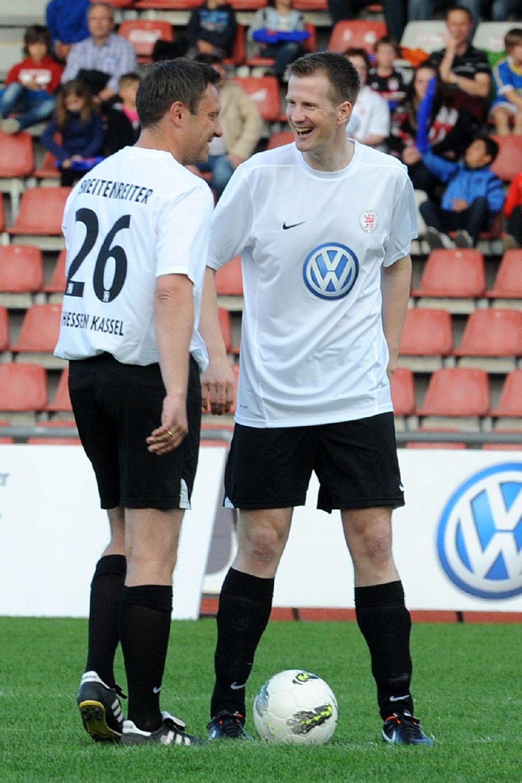 Thorsten Bauer, Abschiedsspiel