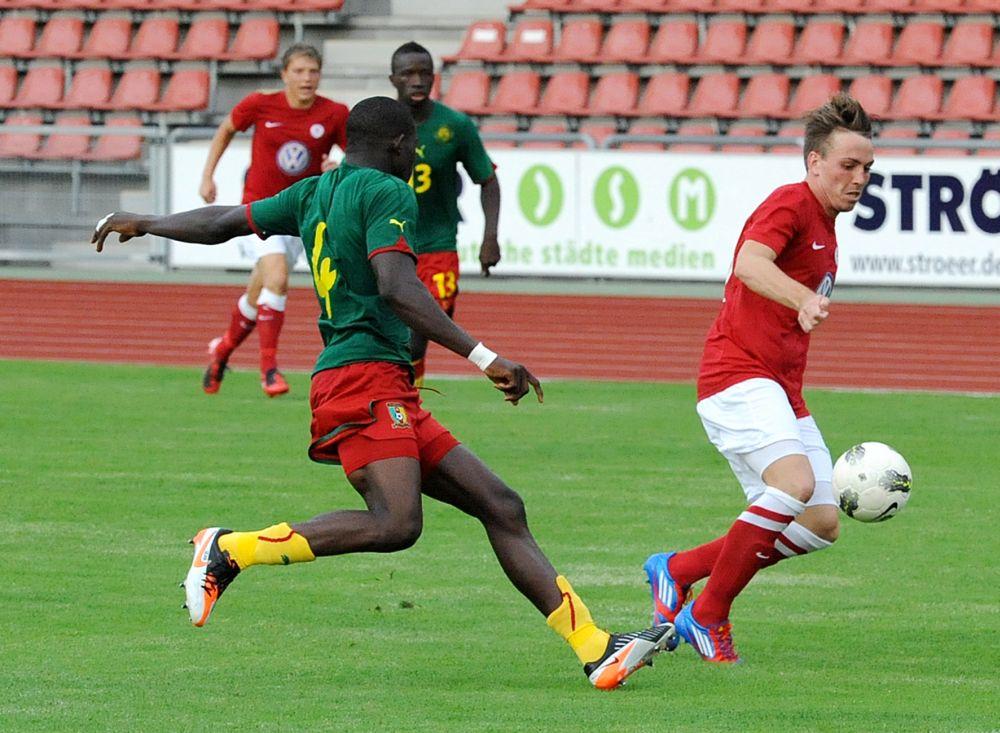 KSV, Kamerun, Gabriel Gallus