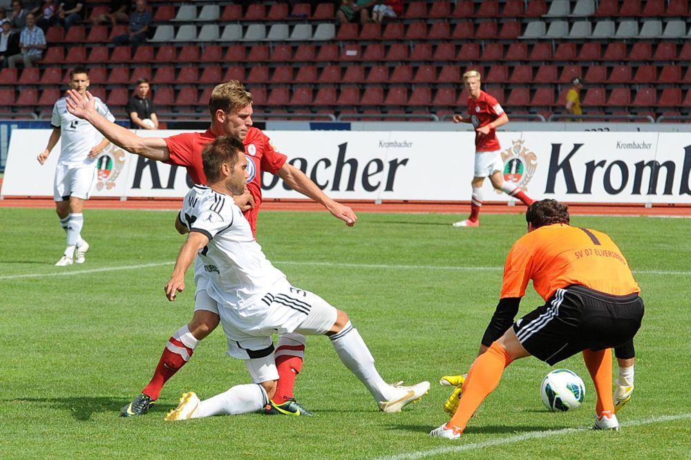 KSV Hessen Kassel, SV Elversberg, Sebastain Schmeer