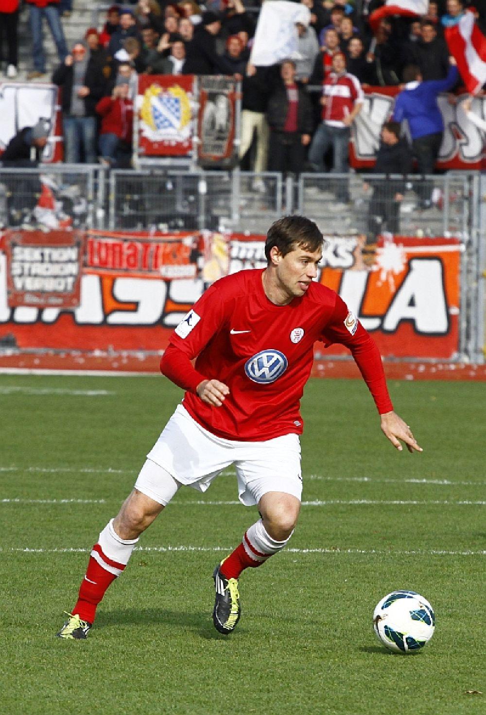 Christian Henel,Torsch�tze zum 2:0