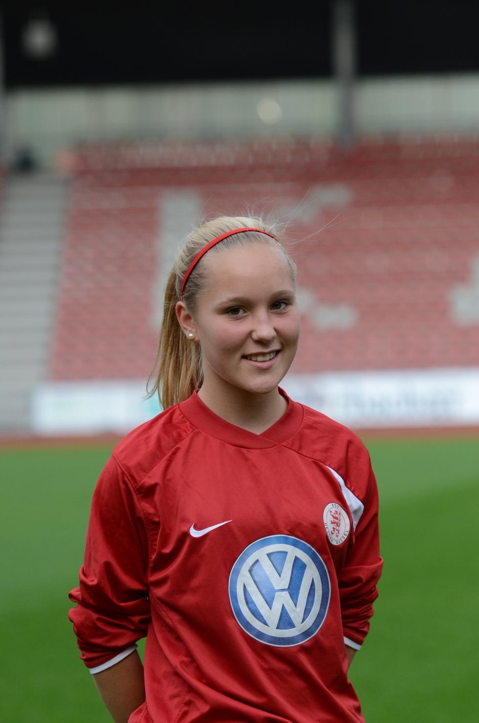 KSV C-Juniorinnen 2013/2014: Kim Schade