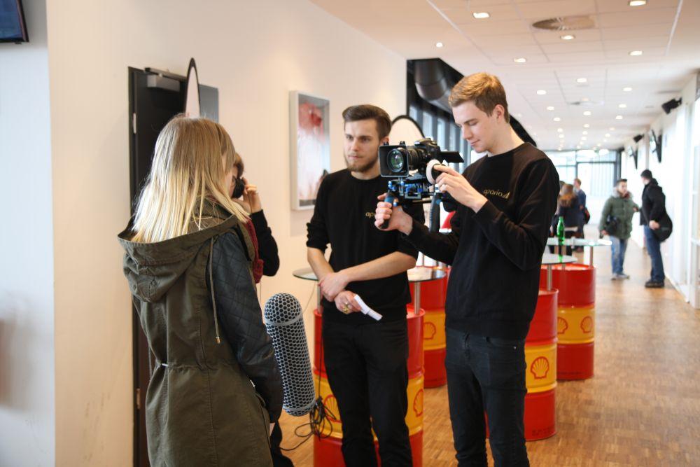 Ausbildungsmesse KSV, IHK, Lotto Hessen