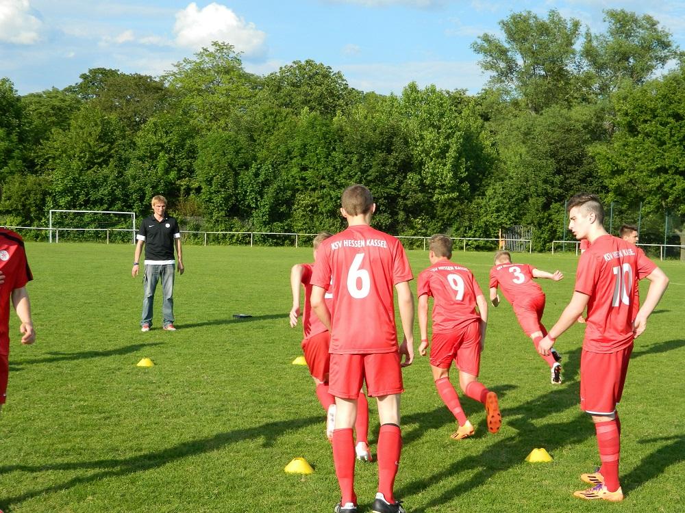 Halbfinale Hessenpokal