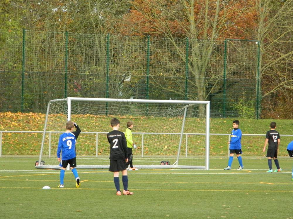 U12 gegen Fuldabr�ck