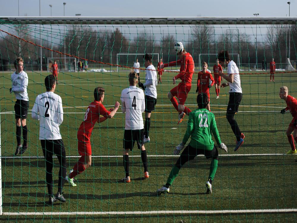U17 gegen Griesheim