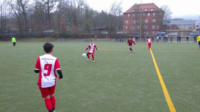 VfL Kassel - U12 (M�rz 2015)