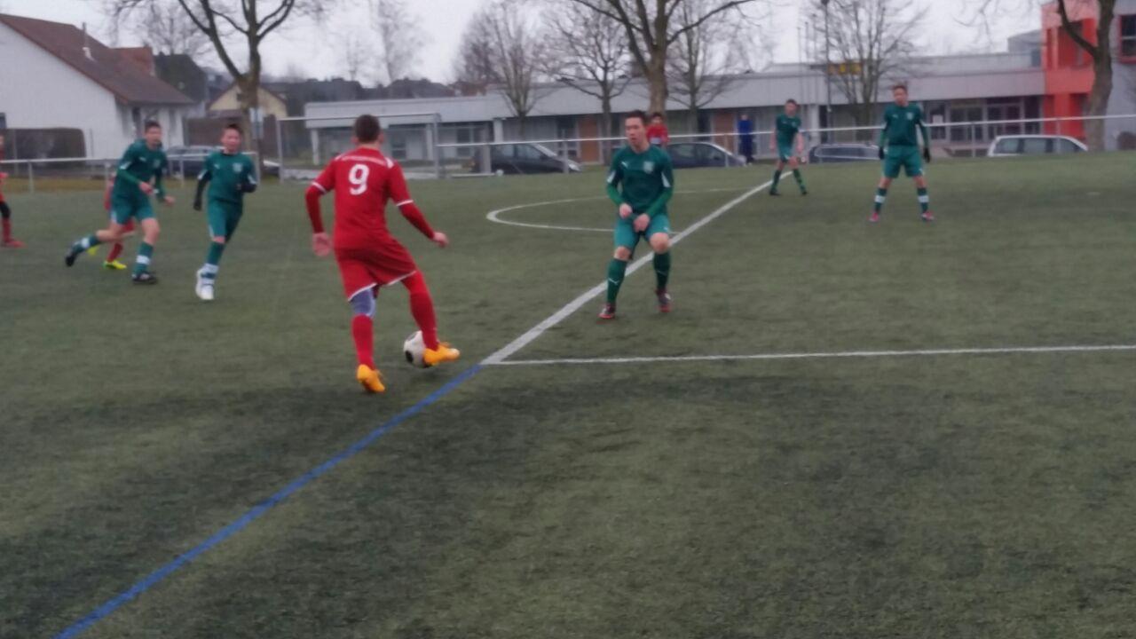 Heiligenrode - U14 (M�rz 2015)