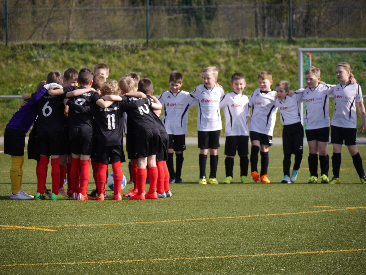 U9 vs. Volkmarsen (April 2015)