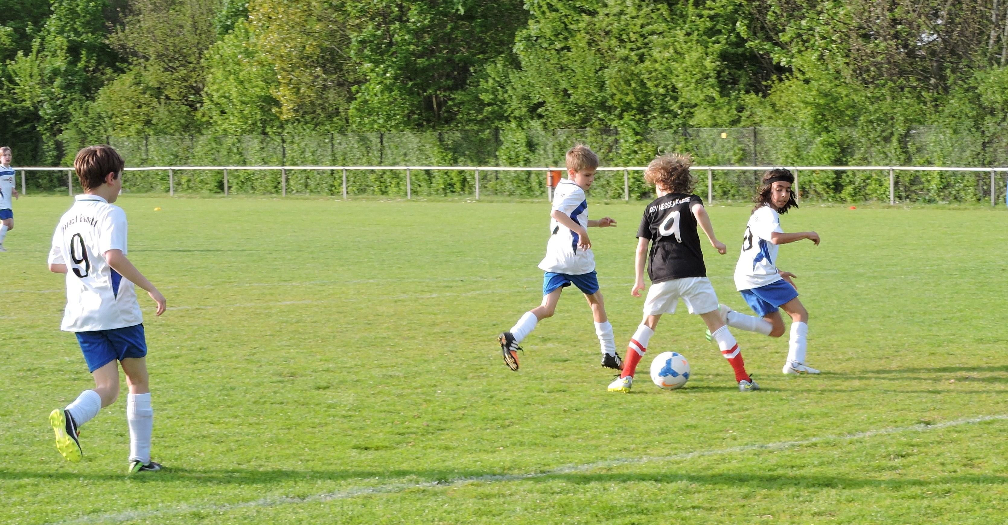 U11 - Eintracht Baunatal (Halbfinale Pokal / Mai 2015)