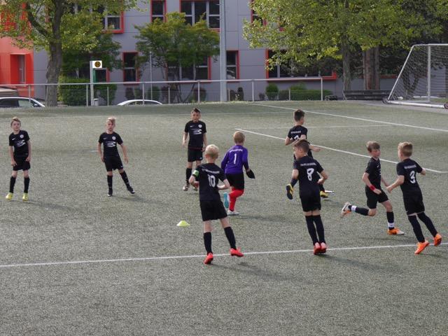 TSV Heiligenrode - U9 (Mai 2015)